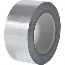 Aluminium tape 50 mtr x50 mm